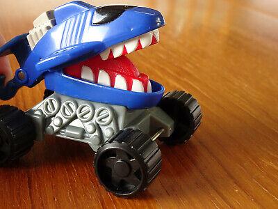 1993 McDonalds Happy Meal BLUE SHARK HOT WHEELS Attack Car Mattel
