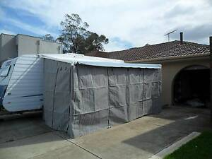 2010 Western Caravan complete with fully enclosed annexe Grange Charles Sturt Area Preview