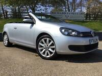 1.6 TDI BlueMotion Tech S 2dr DIESEL CONVERTIBLE Full Service History