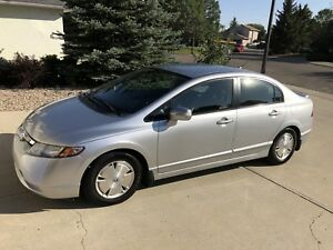 Honda Civic Hybrid 2006 4 door
