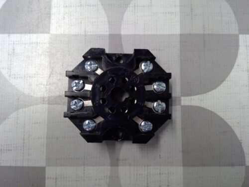 Custom Connector RB08 Relay Socket **Free Shipping**