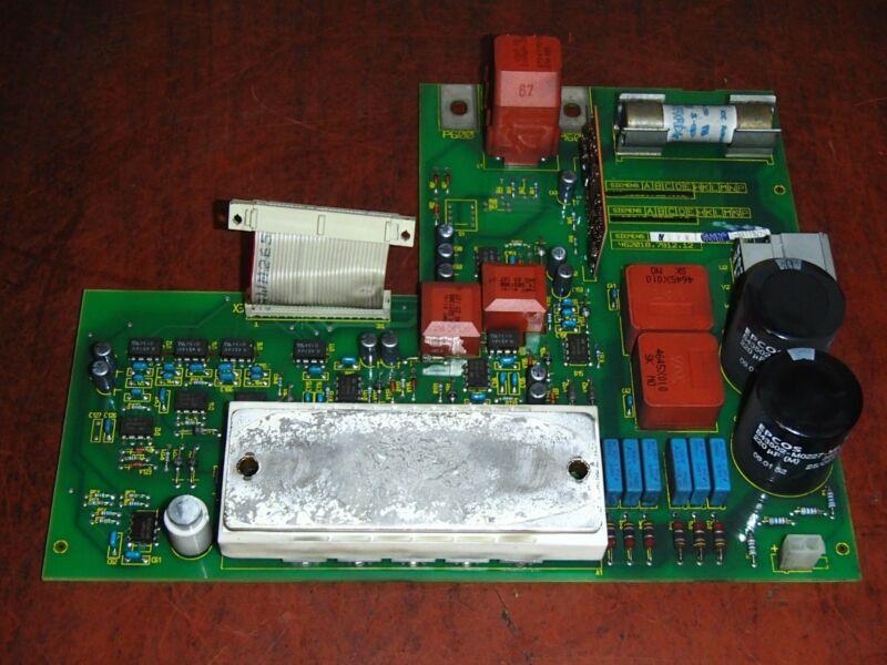 Siemens Circuit Board 462018.7912.12 PCB _ Sharnoa VMC Typhoon MM45LD009