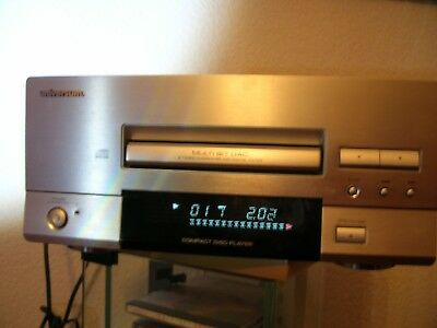 TEAC UNIVERSUM CD Player CD-4096 WIE NEU !