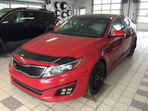 2014 Kia Optima SX TURBO TOIT OUVRANT