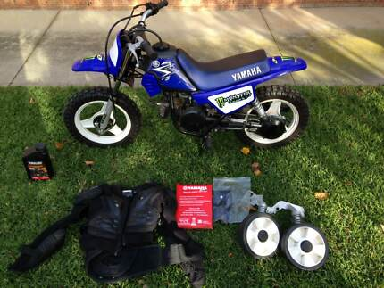 Yamaha PW50 Hoppers Crossing Wyndham Area Preview