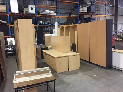 Second Hand OFFICE FURNITURE FOR SALE!
