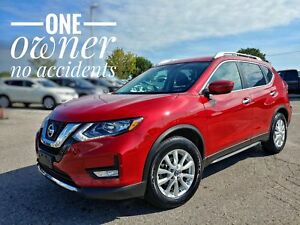 2017 Nissan Rogue SV Htd Seats Rearview Cam  FREE Delivery