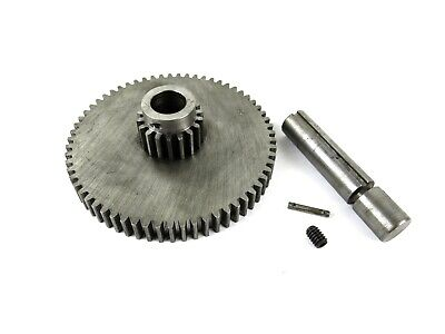 South Bend 13 Lathe Apron Cross Feed Compound Pinion Gear