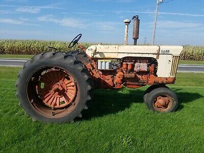1959 Case 800b Tractor