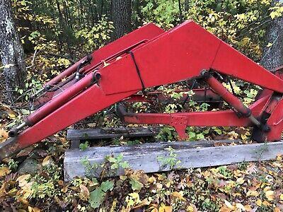 Massey Ferguson 238 Hydraulic Bucket Loader Attachment
