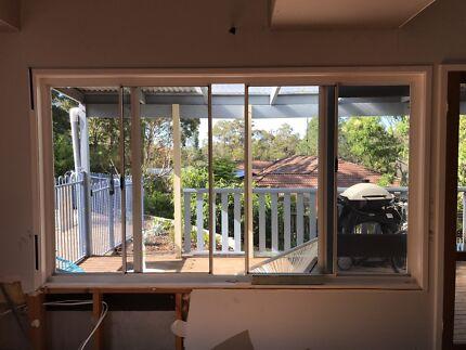 2 x windows