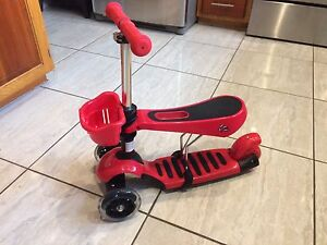 Toddler scooter / crossover. Brand new in box!
