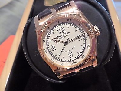 Roger Dubuis Sympathy 44mm 18k rose gold watch