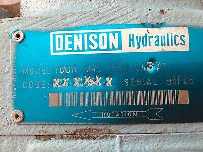Rebuilt Denison Hydraulics Pto Pump