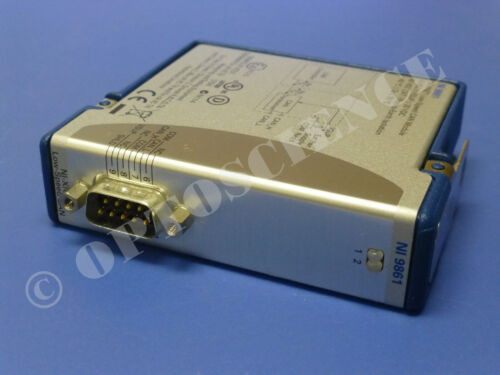 National Instruments NI 9861 cDAQ CAN Interface Module