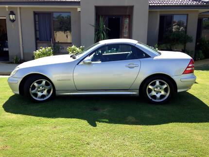 2002 Mercedes-Benz SLK230 Kompresser. Morley Bayswater Area Preview