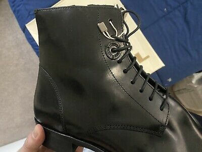 Diesel black gold men boot