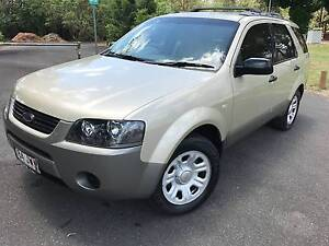 7 Seater 2006 Ford Territory Wagon Herston Brisbane North East Preview