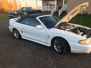 1997 Svt Cobra Vortech supercharged