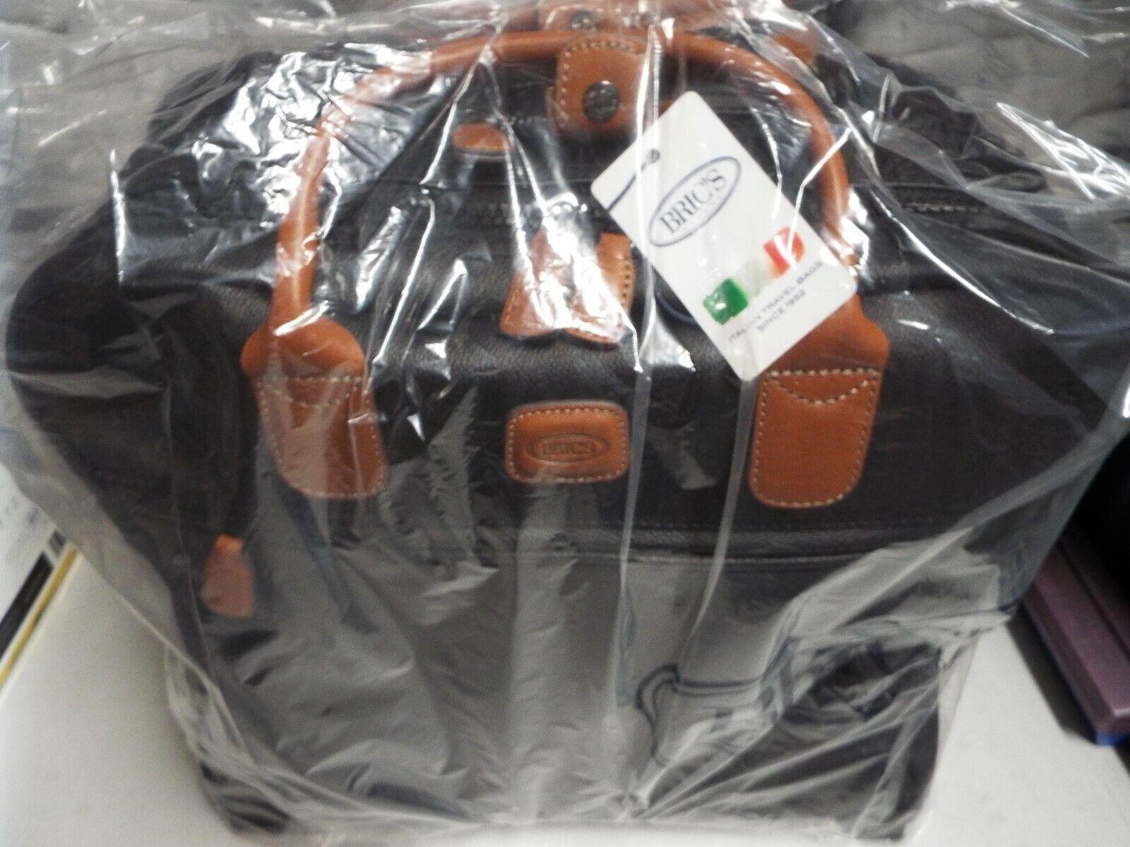 *NIOB* Bric's USA Alba Pilote Underseat Tote Carry-On Luggag