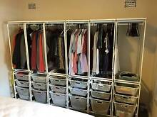 IKEA Storage/Wardrobe - Pick up only Summer Hill Ashfield Area Preview