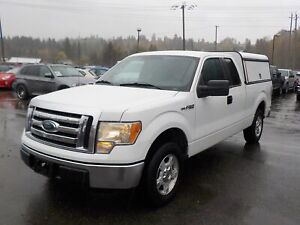 2012 Ford F-150 SuperCab 6.5-ft. Bed 2WD with Canopy