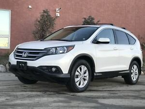 2012 Honda CR-V EX-L AWD Leather EX-L 4WD 5-Speed AT