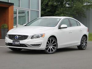 2015 Volvo S60 T6 Premier Plus AWD | FULL VOLVO WARRANTY TO 160K