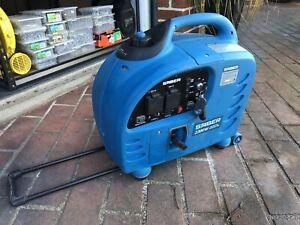 Saber inverter generator 2200 Honda Yamaha 2 2kva