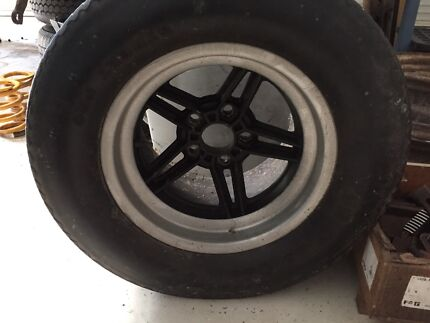 Rebel Racing Wheels 15x10