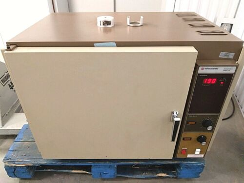 Fisher Scientifc 13-245-718F Isotemp Oven Forced Air As-Is *Tested 205C/400F*