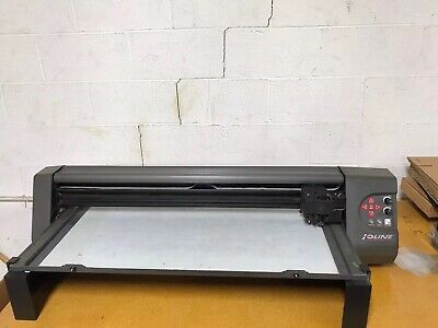Ioline 300 Cutter Flatbed Applique Vinyl Plotter