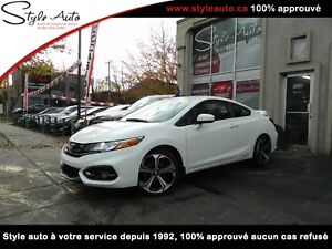 2015 Honda Civic Coupe Si TOIT NAV CAM