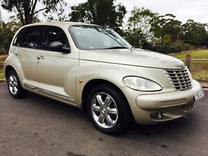 2004 CHRYSLER PT CRUISER MY 2005 LIMITED AUTO ONLY 125,000KM Camden Camden Area Preview