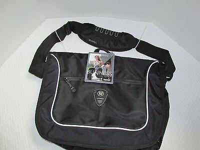 J World New York Grant Business Backpack - Black Business & Laptop Backpack NEW