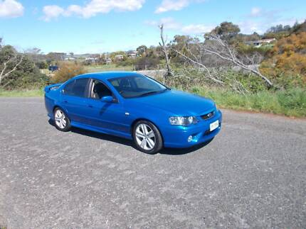 2005 MANUAL FORD XR6