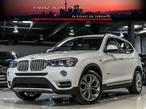 2015 BMW X3 2.8d|DIESEL|NAVI|PARK ASSISTANT|REAR CAM|LOADED