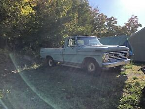 1967 Ford 2500