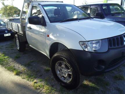 2007 Mitsubishi Triton Ute Mount Louisa Townsville City Preview
