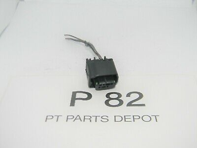 AUDI 2004 A8 4 PORT WITH 3 PIN AND PIGTAIL FEMALE CONNECTOR 8E0 971 934 USED