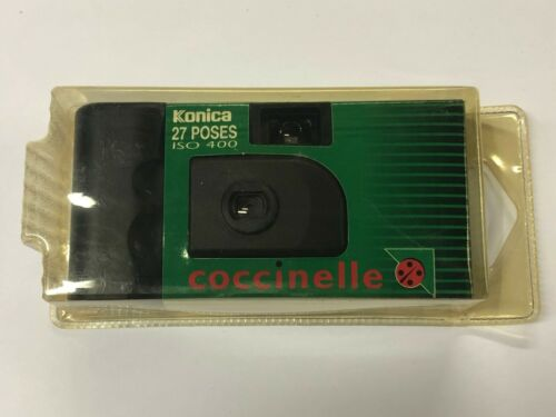 ELC03_029a Konica Coccinelle 35mm Single Use Camera