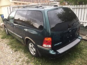 REDUCED! 2001 Ford Windstar Minivan