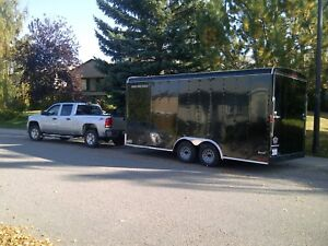 2013 Cargo Mate trailer - Stolen from Kitscoty