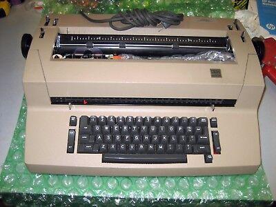 Refurbished Ibm Selectric Ii Typewriter Wself Correction Key -see Options Below
