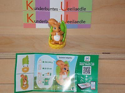 Natoons Tierkinder am Bach  D  2017  Eichhörnchen + BPZ   SD124
