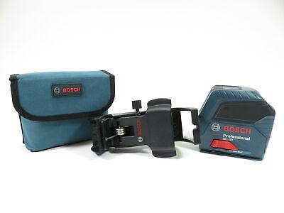 Bosch Gll 50 50 Ft. Self Leveling Cross Line Laser Level