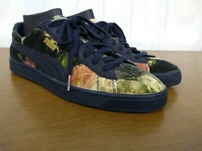 PUMA x HOUSE OF HACKNEY Floral Basket Classic Lo sz 10 rare shoes limited fuzzy