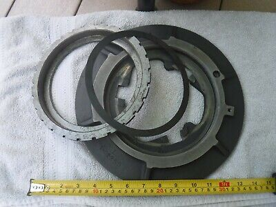 Rockford Pto Nacd 11 He Clutch Pressure Plate Ajusting Ring Wear Plate 02255