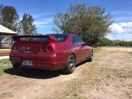 Nissan r33 skyline n/a