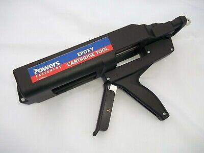 Powers 08421 Metal Epoxy Injection Cartridge Tool 22 Ounce
